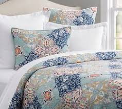 Quilts   Pottery Barn & Chelsea Wholecloth Quilt ... Adamdwight.com