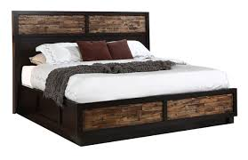 bedroom california king storage bed  cal king headboard