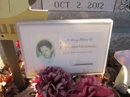 Jerry Ann McDaniel (1948-2012) - Find A Grave Memorial