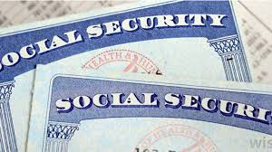social security card is lost or stolen
