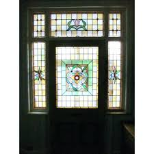 stained glass door insert stained glass front door inserts image collections doors design articles with stained