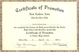 certificate of promotion template collection of solutions for certificate of promotion template about