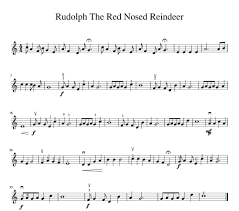 Christmas sheet music (1191 free arrangements) you could also filter these songs (limit them) by type. Easy Christmas Songs For Violin Free Sheet Music Meadowlark Violin Studio
