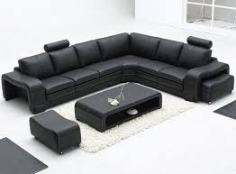 modern furniture sofa. Awesome Leather Sofa Couch Black Modern Sofas Los Angeles Sister Furniture