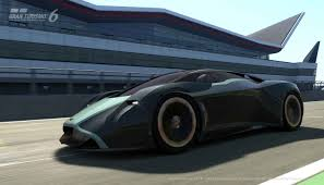 Aston Martin | DP-100 Vision Gran Turismo