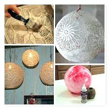 diy hanging lamp shade hanging light hanging lamp reuse and recycle objects around your house to