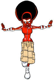 Character: Debrii (Deborah Fields) of the groups: Counter Force, The New  Warriors