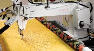 MakerPlace - Long Arm Quilting Skills - Part 1 &  Adamdwight.com