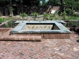Exterior, Mesmerizing Brick Patio Designs: Brick Patio Designs for Furniture