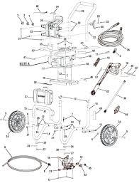 diagram karcher power washer parts diagram