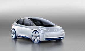 new electric car releasesThink New See First VW Releases Images of Revolutionary ID