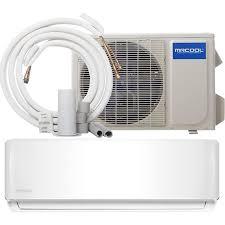 mrcool 12 000 btu 115v diy mini split heat pump