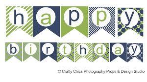 Happy Birthday Sign Templates Free Happy Birthday Banner Printables Rome Fontanacountryinn Com
