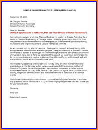 Cv Attachment Letter Format Sending Resume New Formal Email For