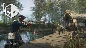 New World Gameplay, Amazon's MMO - YouTube