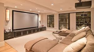 Home Theater Room Design Awesome Decorating Ideas