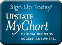 Upstate Orthopedics My Chart Mychart Upstate Patient Care Suny Upstate Medical University