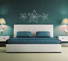 Graphy Bedroom Wall Sticker Flower Wall Decal Above Bed Decor Bedroom