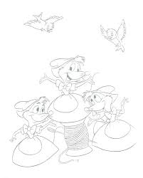Disney Coloring Pages Printable Coloring Pages Free Printable Pages