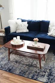 Table For Living Room 17 Best Ideas About Navy Couch On Pinterest Navy Blue Couches