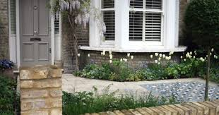 Small Picture Front garden with mosaic Pinteres