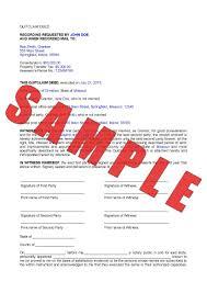 Quitclaim Deed Custom Online Legal Form