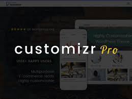 Designed By Press Customizr Customizr Pro Wordpress Template By Press Customizr