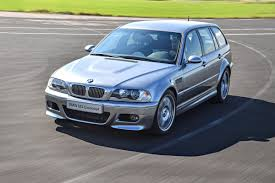 Sport Series 2007 bmw m3 : A look at the experimental BMW M3 Touring that never made it to ...