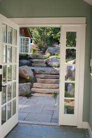 single exterior french door.  French Single Exterior French Door Photo  10 With
