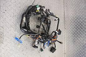 06 07 suzuki gsxr 600 750 oem main engine wiring harness motor 2006 suzuki gsxr600 main engine wiring harness motor wire loom