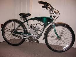 custom motored bicycles drop loop worksman motorized bicycle