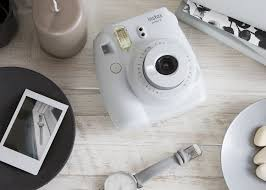 Instax Mini 9 Red Light Brighten Up Your Photo With The Instax Brightness Setting
