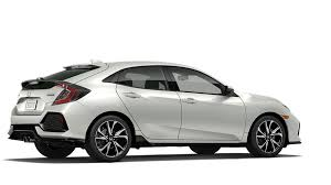 2019 Honda Civic Color Chart What Colors Does The 2019 Civic Hatchback Come In