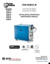 utica boilers svb 4 manuals we have 1 utica boilers svb 4 manual available for pdf installation operation and maintenance manual