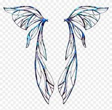 Fairy Wings Template Fairy Wings Overlay Transparent Free