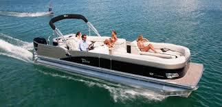 pontoon boats luxury fishing and compact models tahoe fast pontoon boats