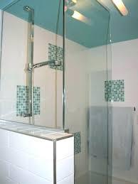 bathroom tile edge trim ideas aluminium round 5 in on shower niche bathroom tile edge
