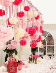 Tissue Paper Flower Decor Tissue Paper Flower Decoration Ideas Barca Fontanacountryinn Com
