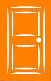 house door clipart. Download This Image As: House Door Clipart H