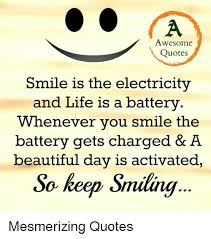 Mesmerizing Quotes About Smile