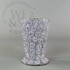 mini diamond glitter pilsner vases small whole flowers and supplies