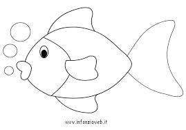 Disegni Da Colorare Categoria Pesce Daprile Immagine Pesce