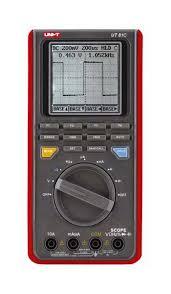 <b>Осциллограф UNI-T UT81C</b> круговой переключатель дает ...