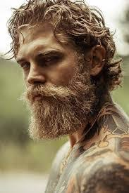 Beards can never go out of fashion. 6 The Blonde Viking Beard Style Harreira