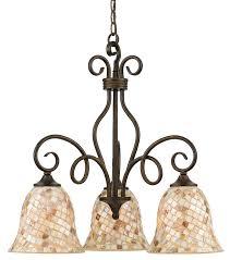 quoizel my5103 three light down light chandelier