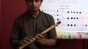 8 Hole Carnatic Flute Finger Chart Basic Carnatic Flute Lesson Fingering Chart For Carnatic