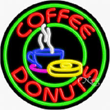 Image result for coffee and donuts gif