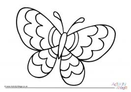 butterflies colouring pages. Wonderful Pages Butterfly Colouring Page 5 And Butterflies Pages F