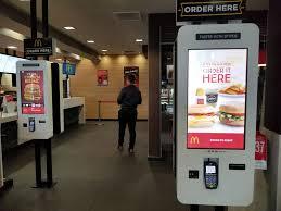 Big Mac Vending Machine Simple McDonald's Takeaway Fast Food 48 Memorial Ave Christchurch