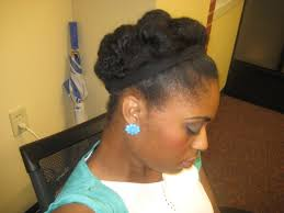 Natural Black Hairstyles Short Hair Twist Out Afro Hairstyles Fade